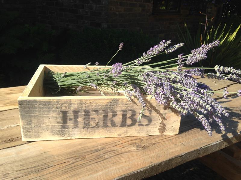 herbs crate