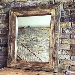 #reclaim #scaffold #mirror #interiordesign #upcycle