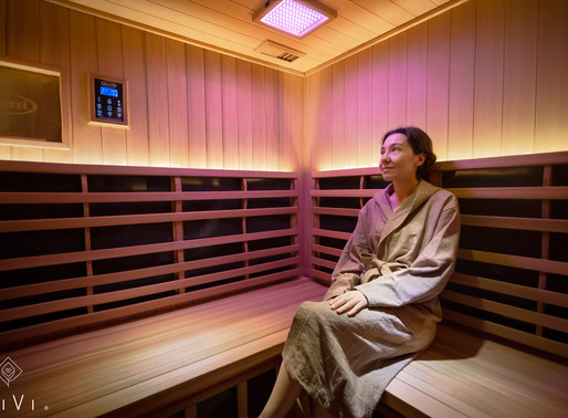 I benefici della sauna ad infrarossi (Parte 1)