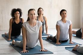 Lezione privata pilates yoga con amiche_ViVi SPA privata_Milano