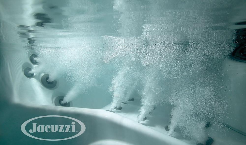 Vasca idromassaggio Jacuzzi ad alte prestazioni