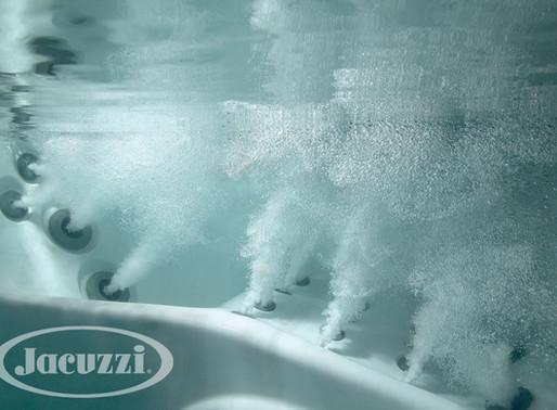 I benefici dell'idromassaggio