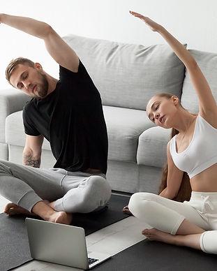video lezioni pilates yoga fitness