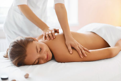 Massaggio rilassante spa privata