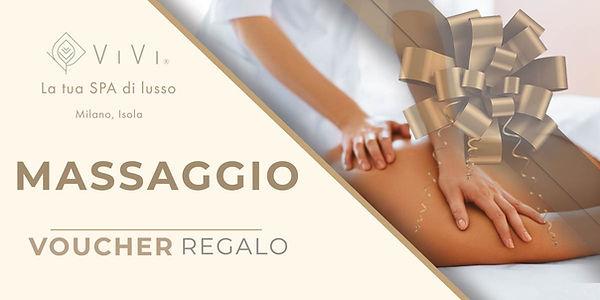 Massaggio_Gift card_ViVi_SPA privata Mil