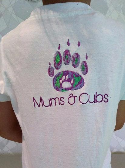 Mums & Cubs T-shirt