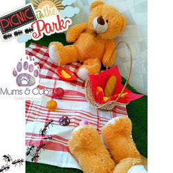 What a lovely day for a teddy bears' picnic!___habibi.jpgbear and I had such fun today.jpg