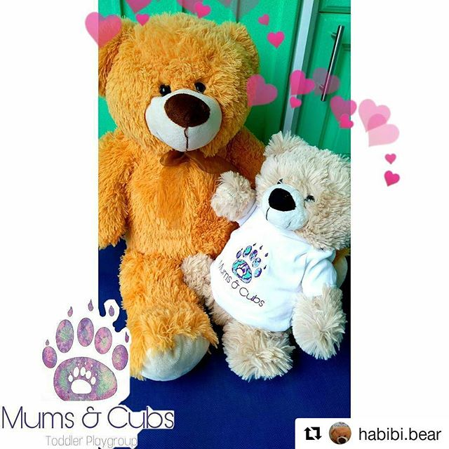 How sweet is the latest addition to our little family_ His name is habibi cub!__#Repost _habibi.jpg