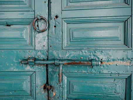 The Door - Revelation 3:20