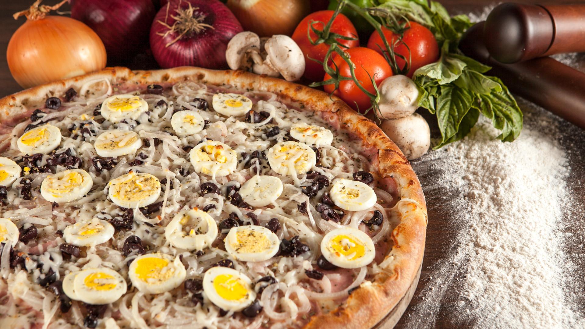 Pizza Portuguesa Paulista