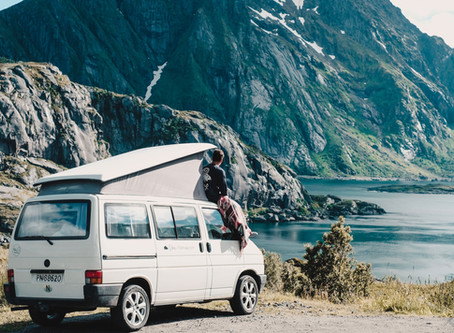 Lofoten Islands holiday in a campervan, 10 tips!