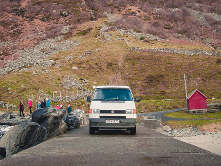 Want to explore Norway from a campervan?