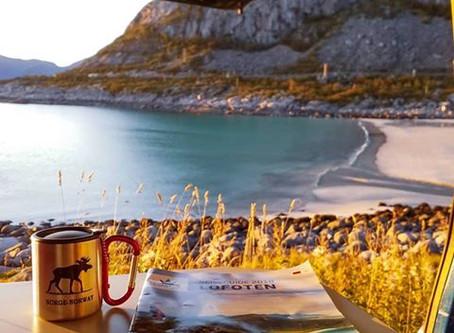 Lofoten Island arrival