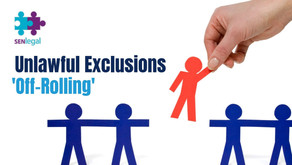 Unlawful Exclusions - 'Off Rolling'