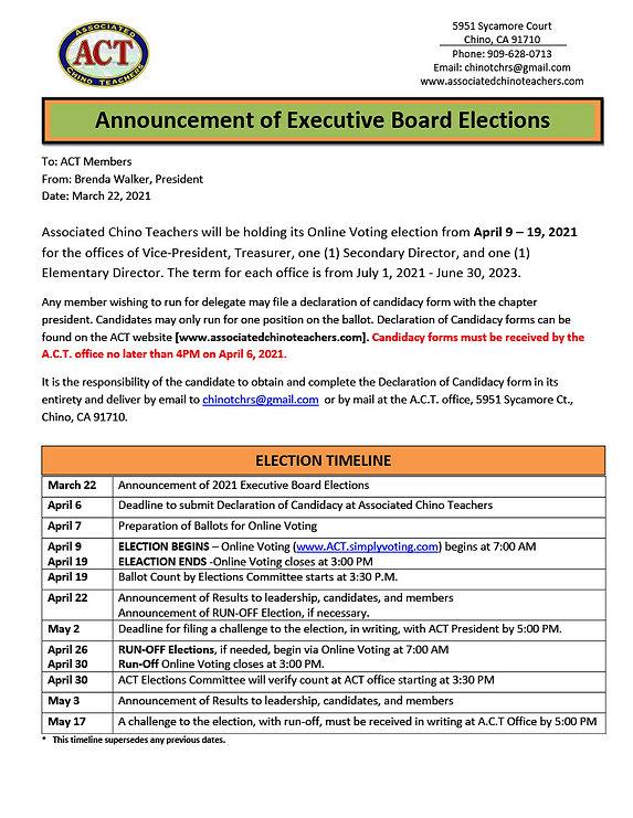 2021 Executive Board Announcement1024_1.