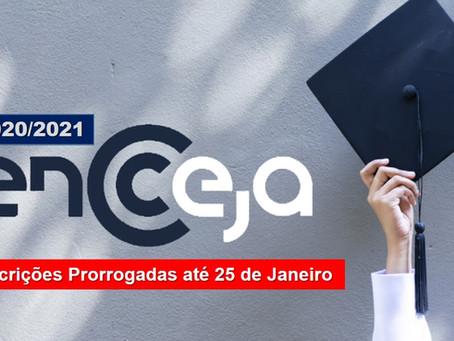 Inscrições para o ENCCEJA serão prorrogadas até segunda-feira (25/1)