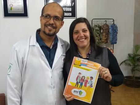 AFIC e Grupo Capacitar fazem parceria com a Clínica Veterinária Pilar