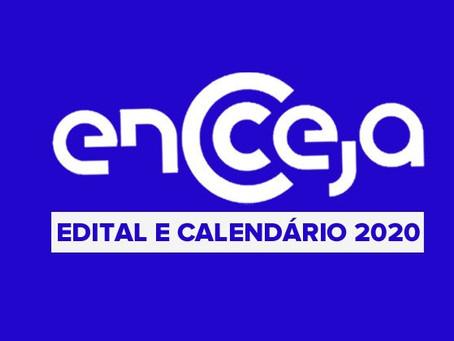 ENCCEJA 2020: inscrições serão entre os dias 11 e 22 de janeiro de 2021