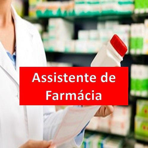 Curso Online: Assistente de Farmácia