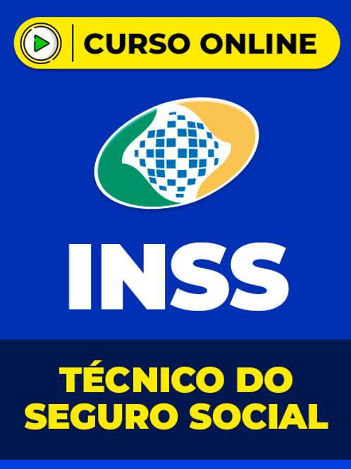 Preparatório Online INSS 2020 - Técnico do Seguro Social