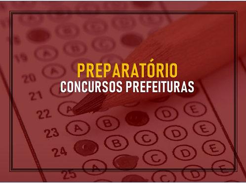 Preparatório Concursos Online - Prefeituras