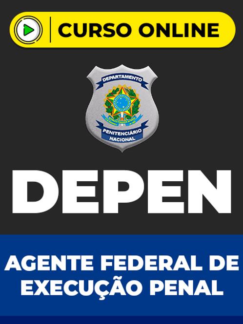 Preparatório Online DEPEN - Departamento Penitenciário Nacional
