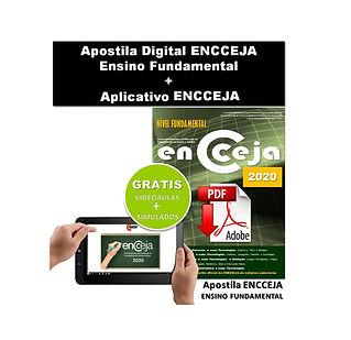 Apostila Digital ENCCEJA Ensino Fundamen