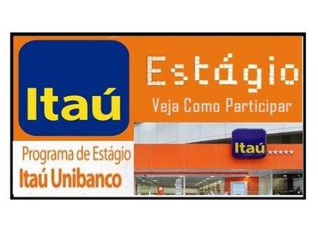 Itaú Unibanco tem vagas de estágio na rede de agências em todo o País