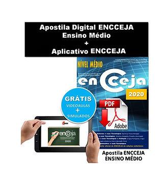 Apostila_Digital_ENCCEJA_Ensino_Médio_+