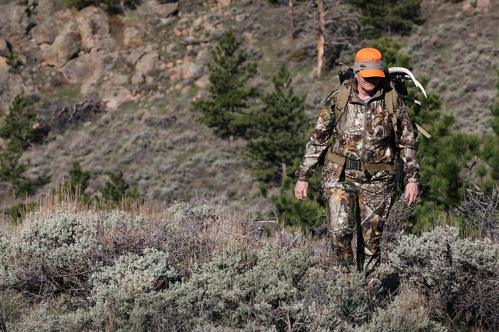 hunting, First Lady Jennie Gordon