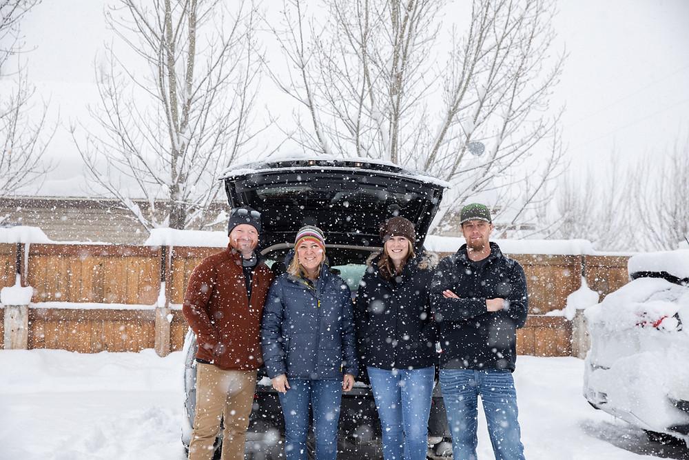 Wyoming Hunger Initiative team