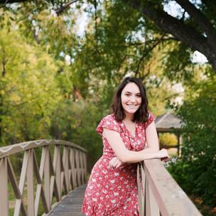Elizabeth Dillow Senior Photography Wyoming