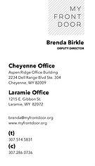My Front Door business card back grey_Br