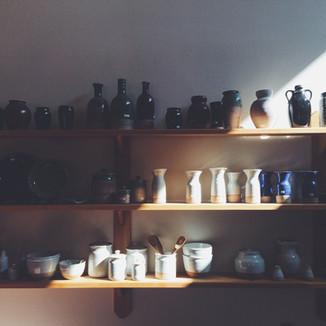 Hanselmann Pottery Corrales NM