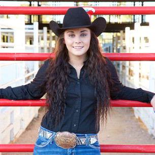 Elizabeth Dillow Senior Photography Cheyenne