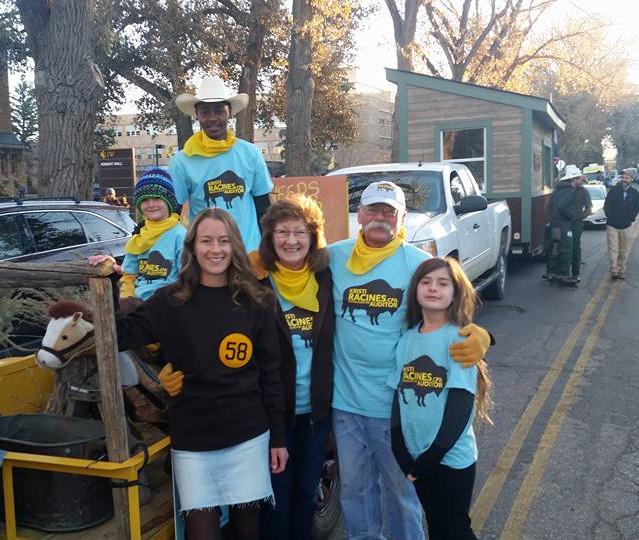 Kristi Racines Parade Crew