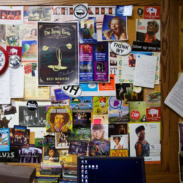 Wyoming Public Radio Tiny Desk