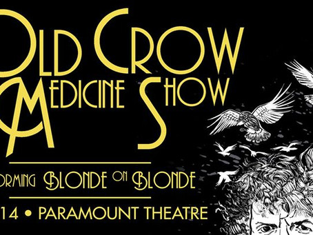 Old Crow Medicine Show and Fifty Years of Blonde on Blonde