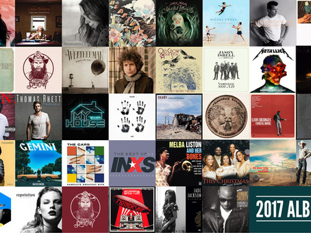 2017: The Year in Dillow Music