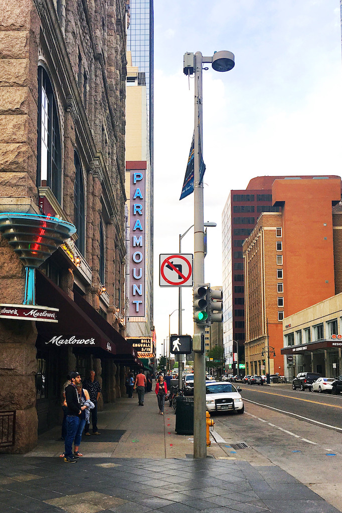 The Paramount Theatre Denver