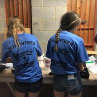 Wyoming Congressional Award youth volunteers