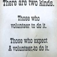 Spirit of Volunteerism