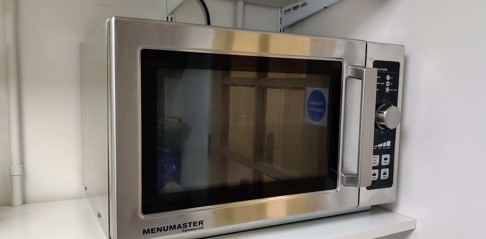 Professional microwave