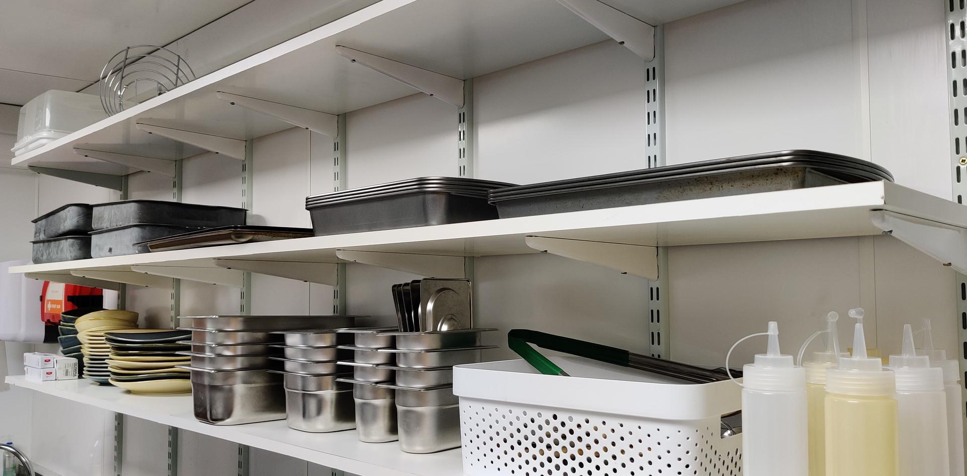 Pans, pots and sauces