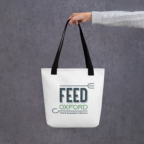 FEED Oxford Tote bag