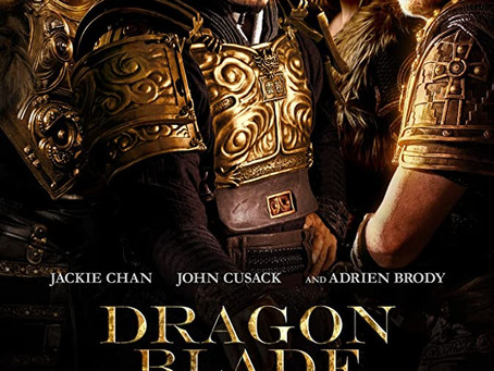 FREE Movie: Dragon Blade (Fantasy)