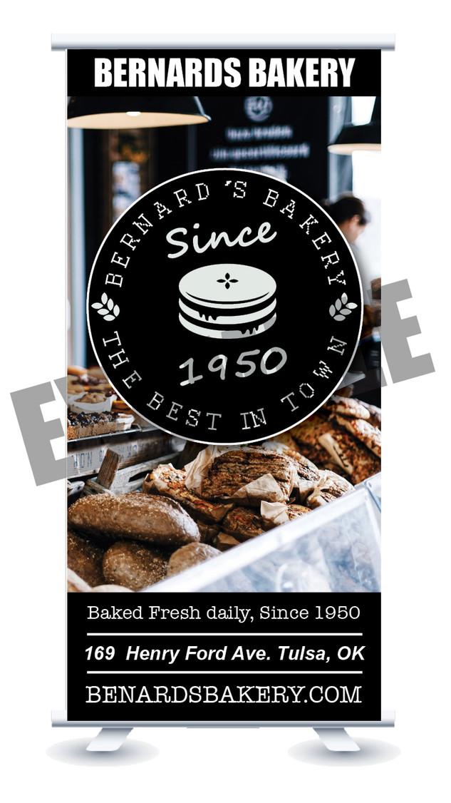 Bernards Bakery, Since 1950, Oklahoma