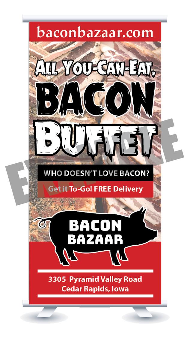 Bacon Bazaar, AYCE Bacon, Iowa