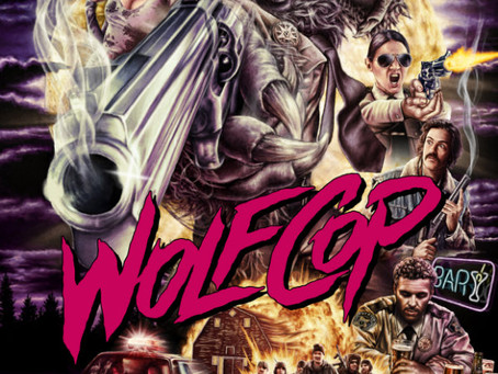 FREE Movie: Wolfcop (Horror/Comedy)