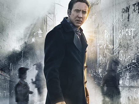 FREE Movie: Pay the Ghost (Horror/Thriller)